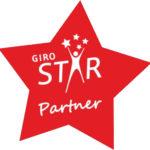 Wir sind Giro Star Partner!